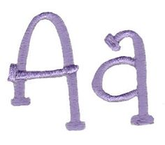 """Grandma's Garden Alphabet - 1.5""""   Alphabets   Machine Embroidery Designs   SWAKembroidery.com Bunnycup Embroidery"""