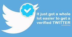 Twitter is making the verification process easier for it's users. On Tuesday 19th the company announced that they are opening applications for users to apply to become verified on the platform.