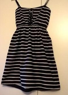 Kup mój przedmiot na #vintedpl http://www.vinted.pl/damska-odziez/krotkie-sukienki/14033750-marynarska-sukienka-atomsphere