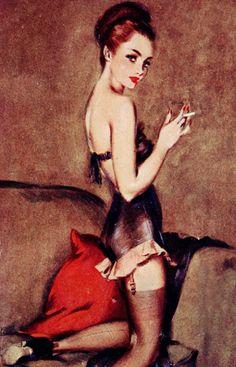 Erotic fatal fatale femme muse