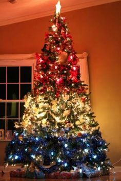 30 best ☆Americana Christmas☆ images on Pinterest | Christmas deco ...