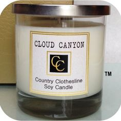 100% Soy Candle 8oz Tumbler  Reminiscent of freshly washed linen gently billowing on the line in Grandma's backyard on a warm, breezy day. Fresh, clean, slightly sweet, and crisp.  http://www.amazon.com/dp/B018BAB6PI/ref=cm_sw_r_pi_dp_-CLSwb1D02V46