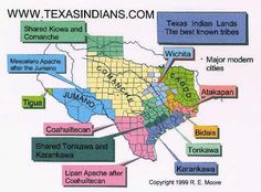 texas native tribes map at DuckDuckGo Denton Texas, Texas Usa, Dallas Texas, Native American History, Native American Indians, Comanche Indians, Plains Indians, Quanah Parker, Republic Of Texas