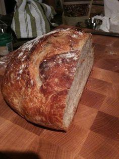 Simple Artisanal Bread