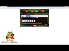[FREE] Dragon City Gems Tutorial working June 2013