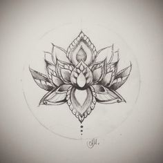 The lotus in Buddhism is a symbol for prosperity as they literally rise above the muck and blossom | See more about lotus flower tattoos, lotus tattoo and lotus flowers.
