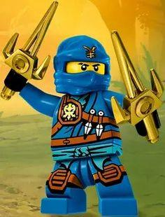 Disegni da Colorare LEGO Ninjago