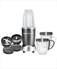 Magic Bullet NBR1201 NutriBullet - Electrics - Kitchen - Macy's