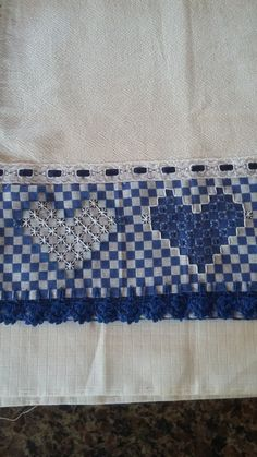 Discover thousands of images about @ Hardanger Embroidery, Embroidery Art, Cross Stitch Embroidery, Embroidery Patterns, Cross Stitch Patterns, Crochet Patterns, Sewing Hacks, Sewing Crafts, Bordado Tipo Chicken Scratch