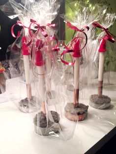 Christmas gift? Handmade candle lightholder from Brownbetty of Sweden.