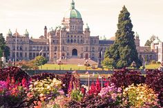 Victoria-Canada  Parliament Building
