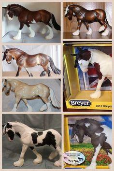 Anybody like breyer horses?