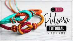 Macrame Tutorial, Bracelet Tutorial, Jewelry Shop, Jewelry Making, Crochet Necklace Pattern, Cosplay Tutorial, Macrame Projects, Diy Schmuck, Micro Macrame