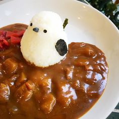 If that bird is a pigeon I would call this dish an accurate model of New York Cute Food, Good Food, Yummy Food, Kawaii Cooking, Cute Baking, Food Places, Aesthetic Food, Food Cravings, Creative Food