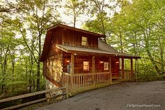 Mountain Flower - Secluded 1 Bedroom Getaway Cabin in Pigeon Forge