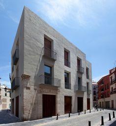 Gallery of Vivienda-Estudio En El Carmen / Ramón Esteve - 1
