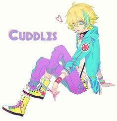Tags: Candy, Lollipop, Happy Tree Friends, Cuddles (HTF), Ibuki (mangaka)