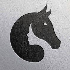 melissavegaenjoy - 0 results for logo design inspiration Inspiration Logo Design, Icon Design, Creative Logo, Logo D'art, Typography Logo, Grid Logo, Symbol Logo, Negative Space Logos, Horse Logo