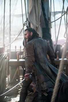 Charles Vane - Black sails