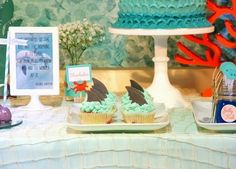 Under the Sea Birthday Party Ideas | Photo 6 of 15