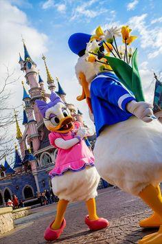 前からディズニーランド・パリのキャラ写真推しはデキる子と思っていました。LINK Celebrate Valentine's Day at Disneyland Paris | Disneyland Paris PressNews
