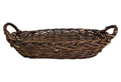 Large   French Willow Basket