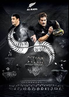 08 All Blacks New Zealand Rugby Team Art Poster Maori All Blacks, All Blacks Rugby Team, Rugby Union Teams, Nz All Blacks, Rugby Sport, Rugby League, Rugby Players, Rugby Wallpaper, Rugby Pictures