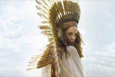 feather headdress Feather Crown, Feather Headpiece, Indian Feathers, Indian Headpiece, Tribal Warrior, War Bonnet, Portraits, Leather Dog Collars, Headgear