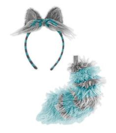 Alice Through the Looking Glass Cheshire Cat Kit - 374816 | trendyhalloween.com