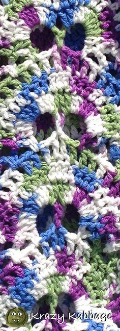 The Virus Bag Free Crochet Pattern – Krazy Kabbage Crochet Blankets, Crochet Blanket Patterns, Crochet Shawl, Crochet Stitches, Knit Crochet, Crochet Bags, Free Crochet, Bear Blanket, Crochet For Beginners