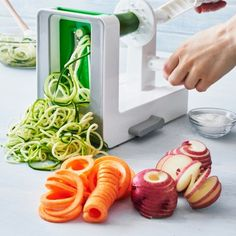 OXO Tabletop Spiralizer | Sur La Table