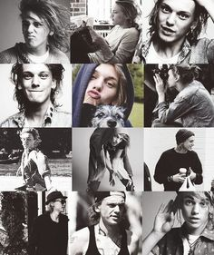 Jamie Campbell Bower makes life unfair, no one should be this good looking, charming and have an accent
