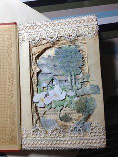 Schönes altes Buch,von mir gebrauchsfähig gemacht.