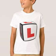 L-plates cubed T-Shirt