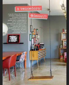 Um pedacinho da foto da casinha que ficou entre as finalistas da tag #minhacasapop 💗Já esfávamos felizes de termos ficado entre os 10, imagina quando abrimos o link da Revista Oca Pop e descobrimos que ganhamos!! Obrigada, meninas! Link pra ver a revista e nossa foto na íntegra http://www.revistaocapop.com/edicao-6 @revistaocapop #minhacasapop #decor #decor29 #casinha #designindustrial #vintage #color #cimentoqueimado #industrialdesign #balanço