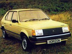 1979 : Talbot Horizon