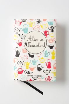 Mr. Boddington's Penguin Classics, Alice in Wonderland - anthropologie.com