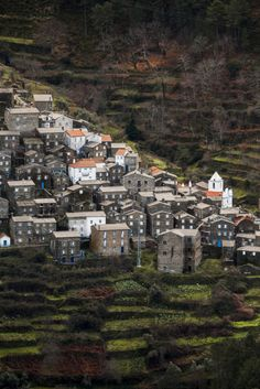 This Adorable Portuguese Town Looks Straight Out Of The Flintstones