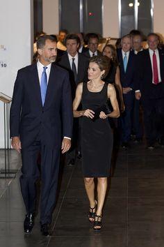 Queen Letizia of Spain Photos - Spanish Royals Visit Malaga - Zimbio