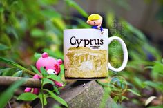 The Starbucks City Icon Mug for Cypus featuring the Tomb of the Kings.