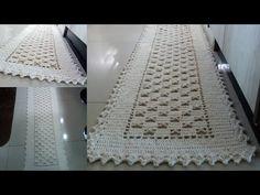Crochet Designs, Crochet Patterns, Crochet Tablecloth, Crochet Videos, Diy And Crafts, Make It Yourself, Youtube, Home Decor, Blog