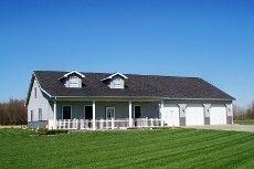 polebarn house plans | | Post Frame House | Pole Barn House | Metal Pole Barn House ...