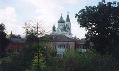Zhytomyr (Shitomyr) now in the Ukraine, home of my grandparents until about 1905.