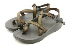 CHACO Z2 SANDALS mens shoes size 11 Z/2 COLORADO USA Unaweep Vibram toe loop EUC #Chaco #SportSandals @ebay