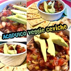 Need some freshness? Come for a taste of the coast of Acapulco and the spicy Latin flavor in our totally new 100% Veggie Ceviche!! and they still aren't paying their employes contractors and supporting local.