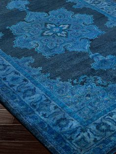 Mykonos Hand-Tufted Rug from Jewel-Tone Rugs on Gilt