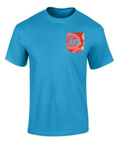 Alpha Gamma Delta Frocket Tee - Comfort Colors $22.00  Many other colors and frockets available!
