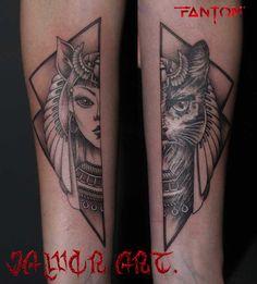 egyptian gods tatoo#female egyptian tattoo