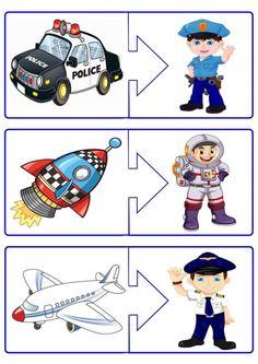 Preschool Centers, Free Preschool, Preschool Worksheets, Kindergarten Activities, Preschool Activities, Teaching Safety, Teaching Kids, Kids Learning, Transportation Activities