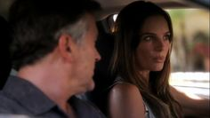 "Burn Notice 5x07 ""Besieged"" - Fiona Glenanne (Gabrielle Anwar) & Sam Axe (Bruce Campbell)"